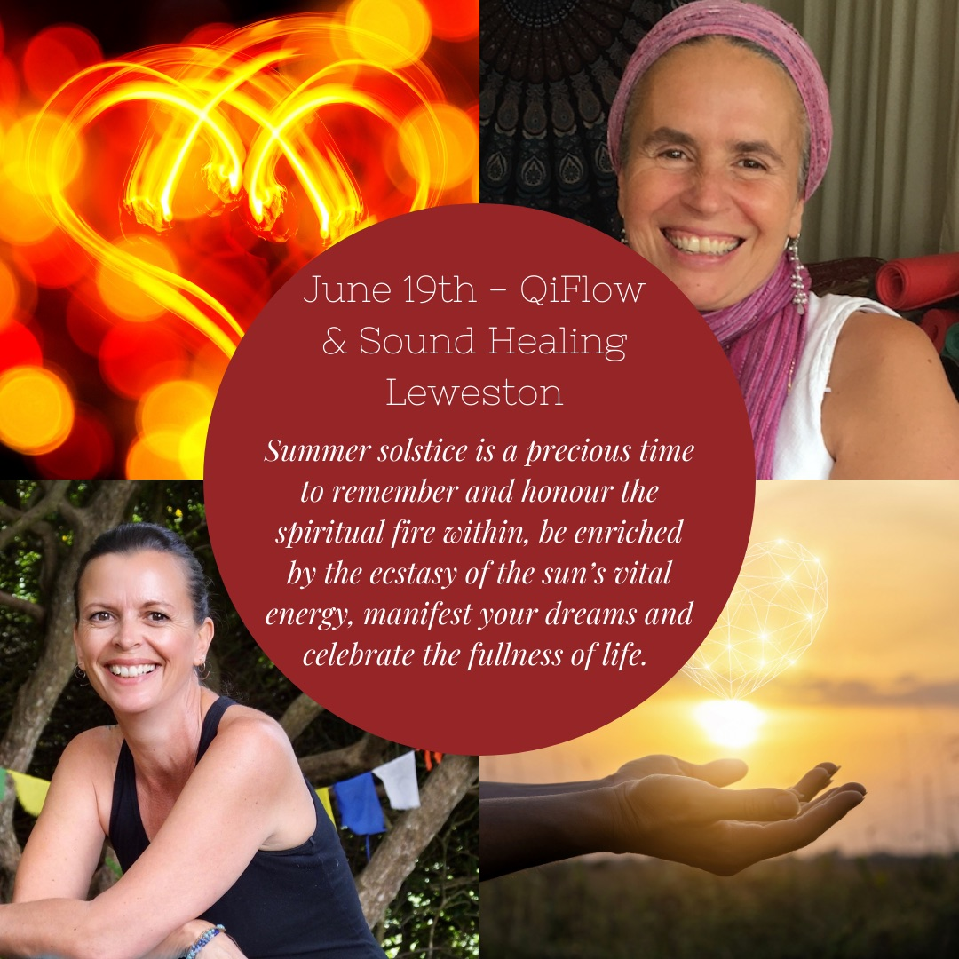 Live by the Power of your Soul - Qigong and Soundbath