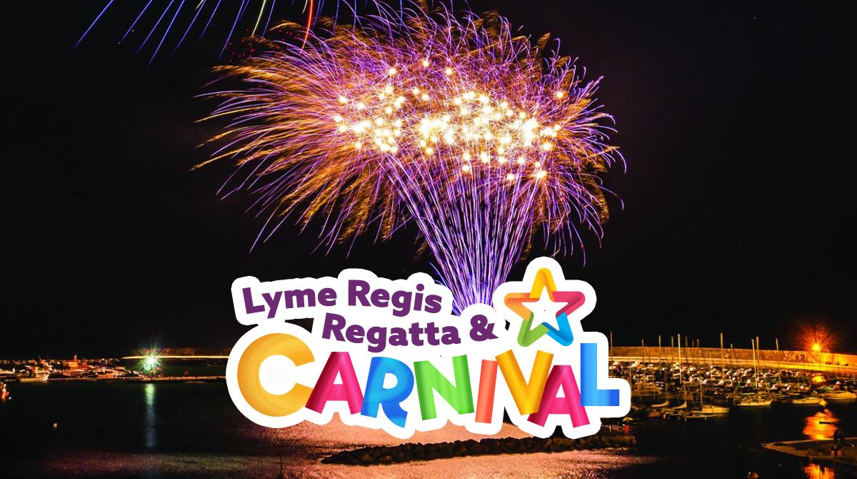 Spectacular Fireworks Display - Lyme Regis