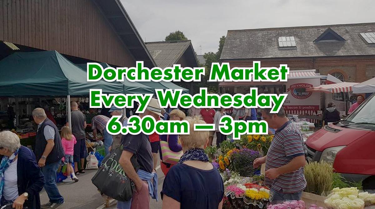 Dorchester Market 2021