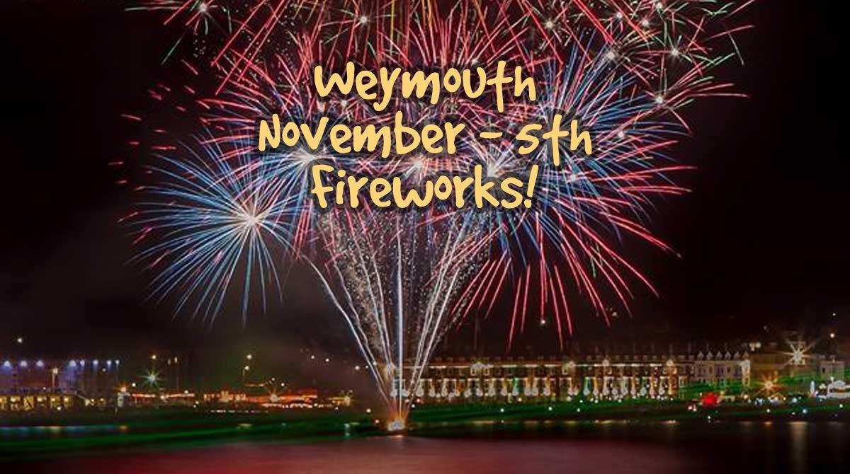 Weymouth Big Fireworks 5th November